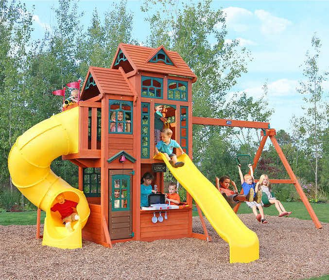 Swing Sets For Sale With Installation The Swingset Guy